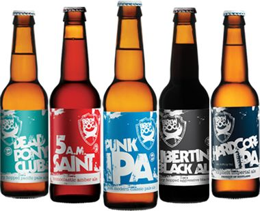 A solid Brewdog lineup. Only one I haven't tried is the Libertine and there's one in my fridge right now!