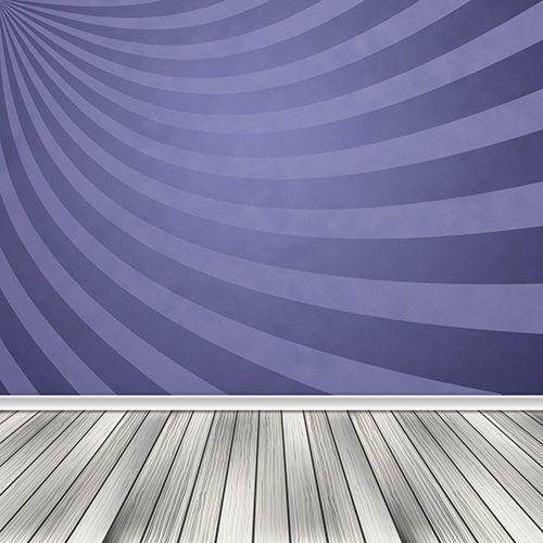 purple wall paint design sample