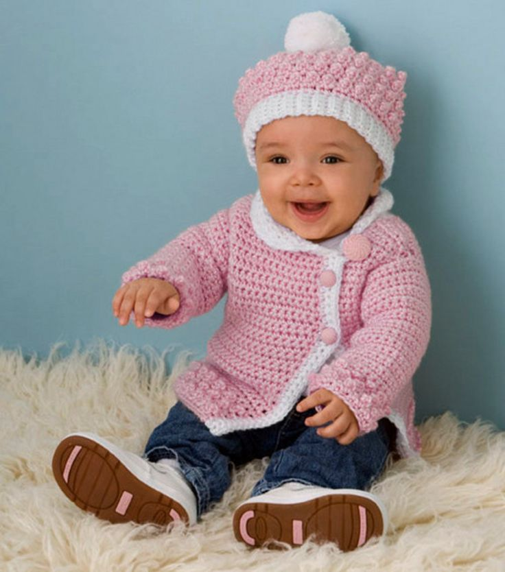 1840 best Free Crocheted Patterns For Babies And Children images on ...
