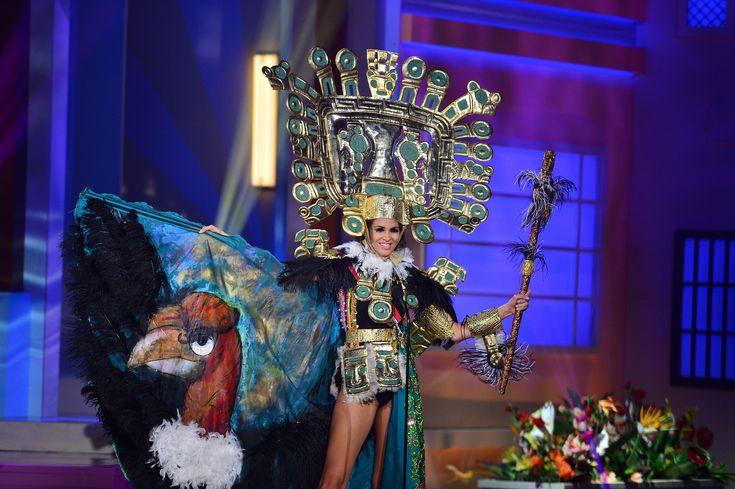 [Foto] Miss Universo 2015: así lució Jimena Espinosa en la gala previa