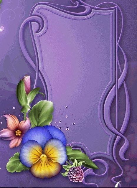 "Moonbeam's ~ ""Summer Pansies"" ~ moonbeam1212."