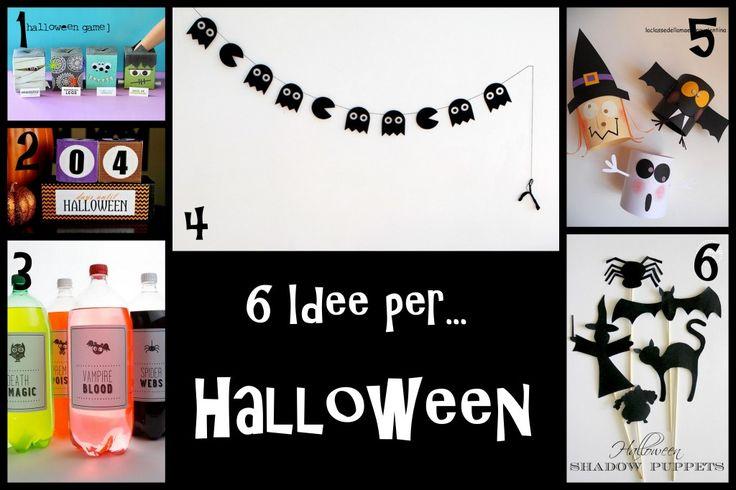 idee per halloween fai da te @Paola Bee Homemademamma