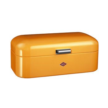 Wesco - Grandy - Orange Breadbin