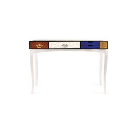 SOHO CONSOLE | A Modern Console with custom drawers by Boca do Lobo