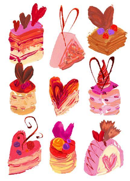 A super sweet pattern by Masaki Ryo