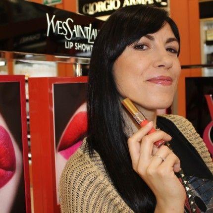 La mia make up session con YSL