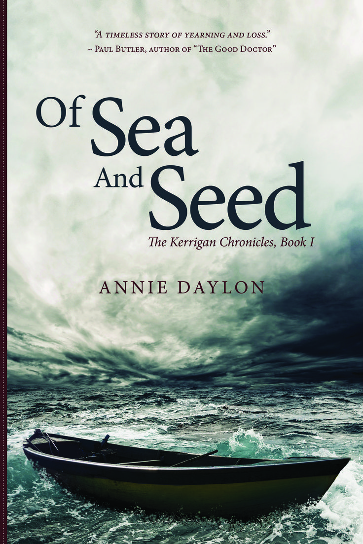 A ghostly family matriarch chronicles the lives of three generations of the Kerrigan family as they struggle to survive devastating tsunami, toxic secrets, and shocking betrayal in 1920s Newfoundland.