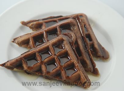 11 best restaurant style cooking images on pinterest sanjeev how to make waffles recipe by masterchef sanjeev kapoor forumfinder Image collections