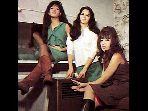 THE RONETTES - Be my baby - shout  - (  tv en vivo )