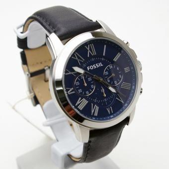 Reloj Fossil FS4990 - Negro y Azul Oscuro - Buscar con Google