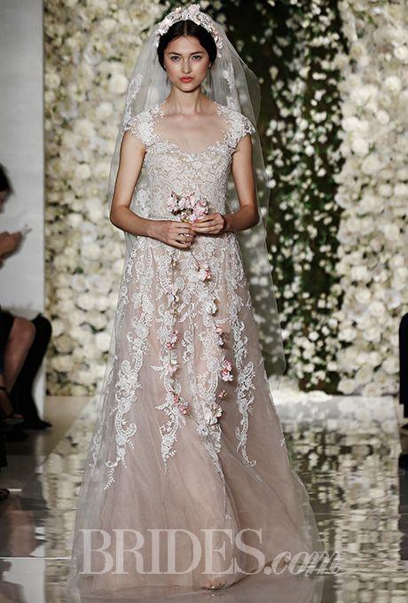 reem acra fall 2015 reem acra wedding dressfall