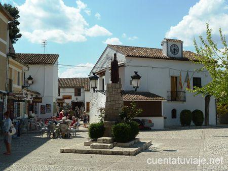 Ayuntamiento, El Castell de Guadalest (Alicante)