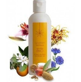 Lotiune tonica Bio cu flori de portocal si crin