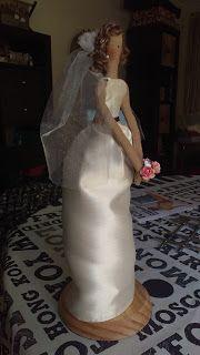 El Desván de la Güela Pina: Que viva la novia