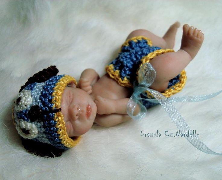 http://ulla6-ullasooakclaybabysandmore.blogspot.de/ , #ooak , #prosculpt , #miniature