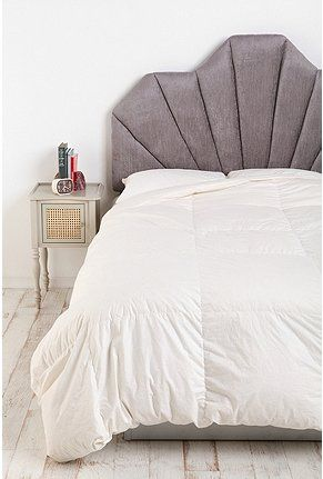 I need a headboard, I can't decide if I like this one or not.