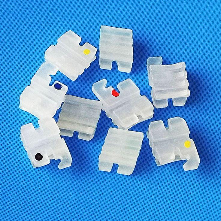 Roth 022 Slot Dental Ceramic/Self-Ligating/Metal Slot Bracket
