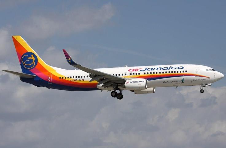Air Jamaica - 737 - 800