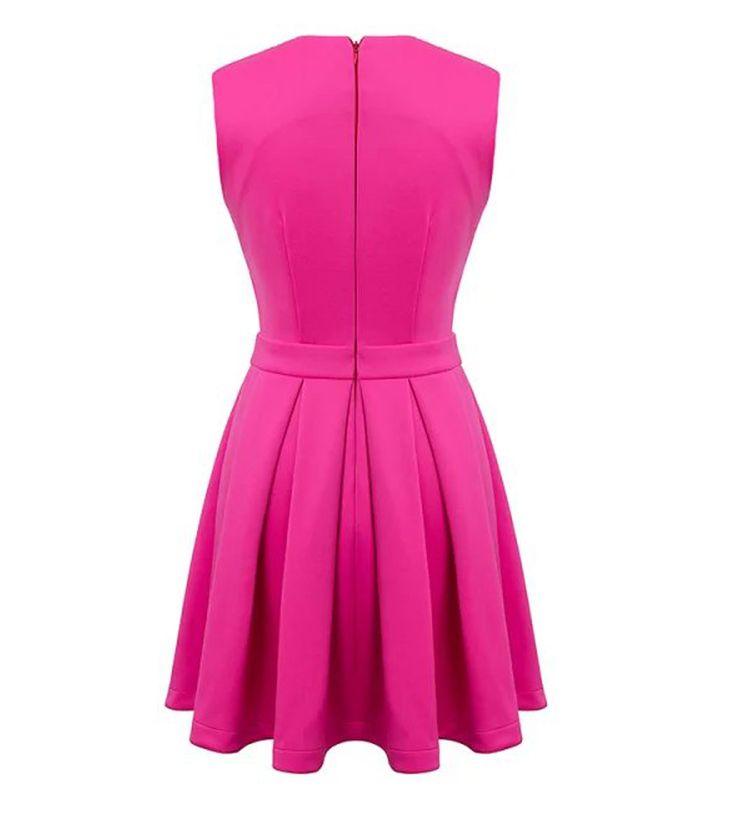 Summer New European Style Fashion Dress