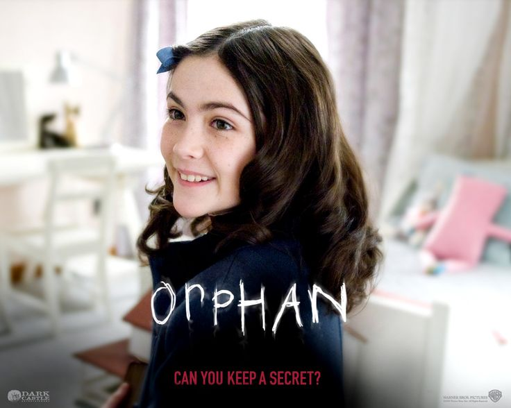 Isabelle Fuhrman in Orphan (2009)