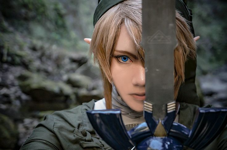 Legend of Zelda - Link - Cosplay by 五十風‏ (@igarashi_lecto)