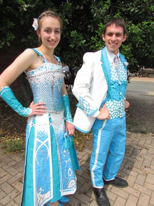 101 best Duct Tape Prom images on Pinterest | Duct tape, Duck tape ...