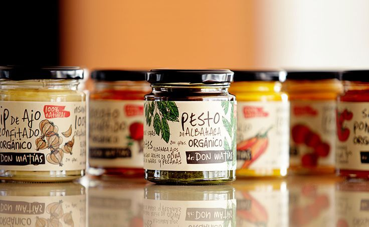 Sauce Packaging Design Curated by Little Buddha