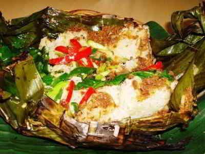 Nasi Bakar Bandung - Kumpulan aneka rahasia cara membuat video resep nasi bakar bandung ncc isi teri ayam jamur peda tongkol kemangi tanpa santan paling sederhana.ada disini.