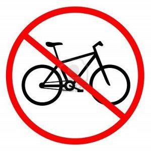 Sul nuovo ItaloTreno niente bici...peccato :(