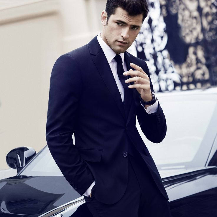 Ready To Wear Fall Winter 2015 Advertising Campaign By David Lipman Model Sean O'Pry