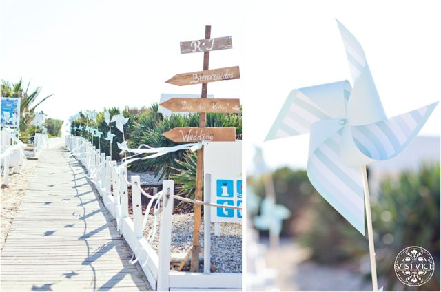 Our Lovely Pink World | Wedding beach | Visi Vici - Produtores de Sonhos | mint