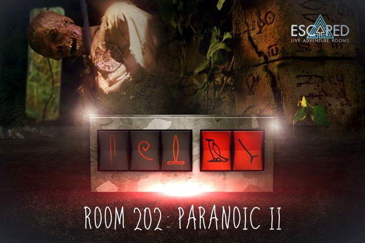 Νέο δωμάτιο υπό κατασκευή, αναμένεται από 1η Νοέμβρη! http://www.escapology.gr/escape-rooms/room-202-paranoic-ii-escaped-athina/