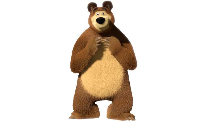 три медведя картинки пнг