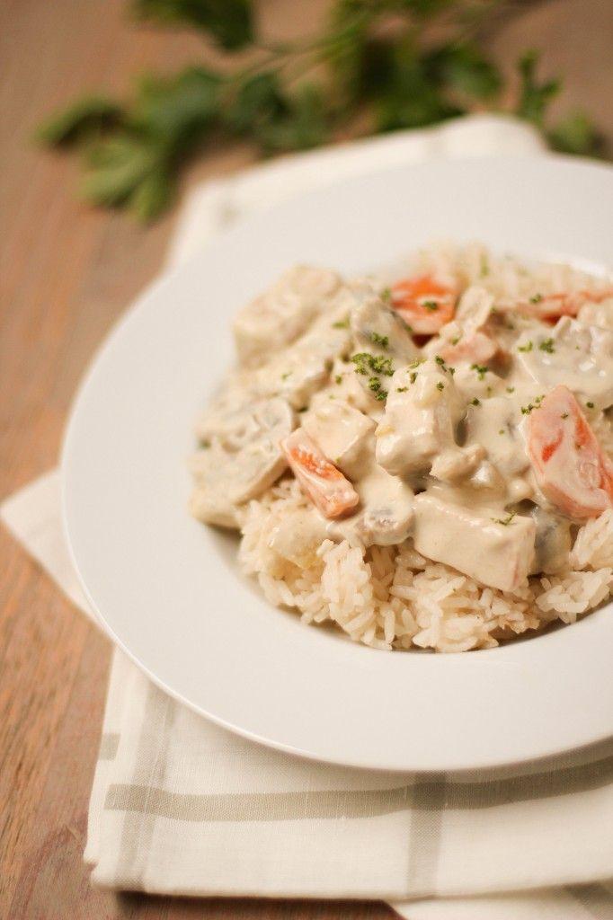 blanquette de tofu
