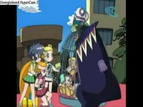 Powerpuff girls Z episode 1 part 1 (english dub)