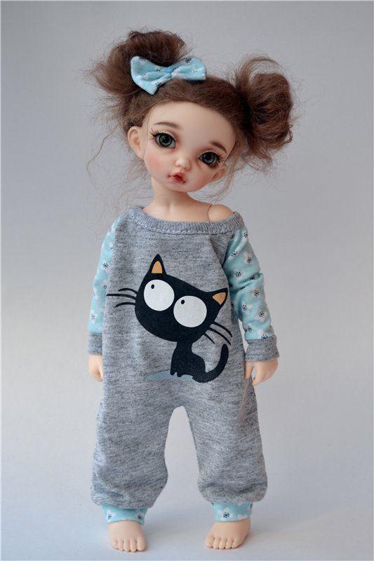 Мои работы для Littlefee и Pukifee / Одежда, обувь, аксессуары для шарнирных кукол БЖД, BJD / Бэйбики. Куклы фото. Одежда для кукол