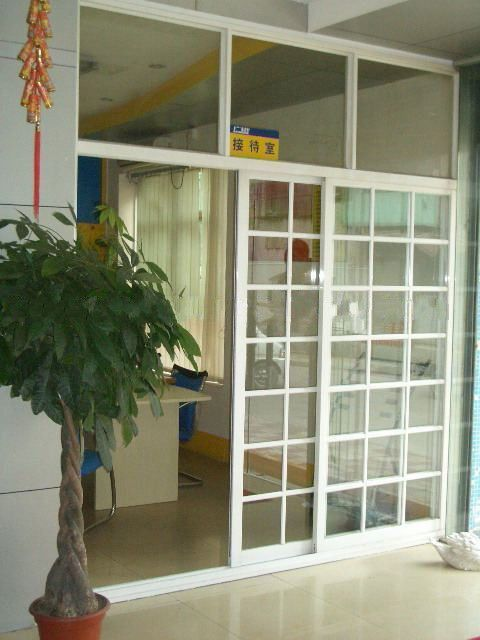17 mejores ideas sobre puertas corredizas de vidrio en - Puertas plegables de aluminio ...