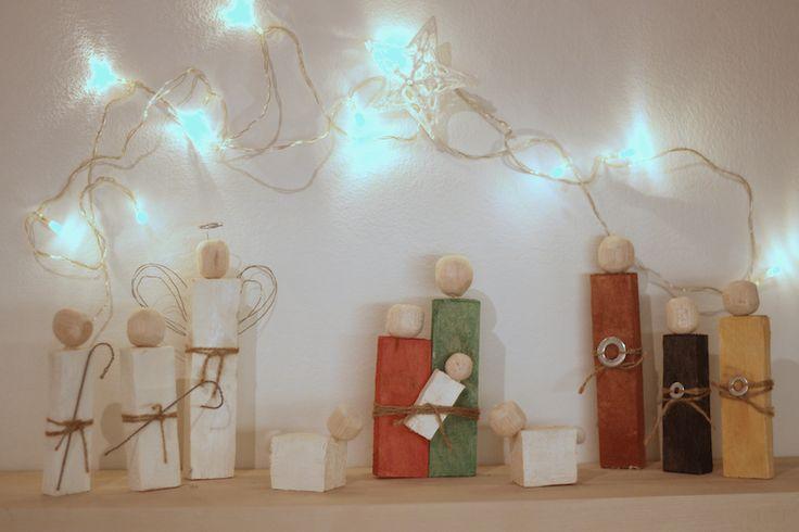 3ovi: Diy christmas layout by balsawood