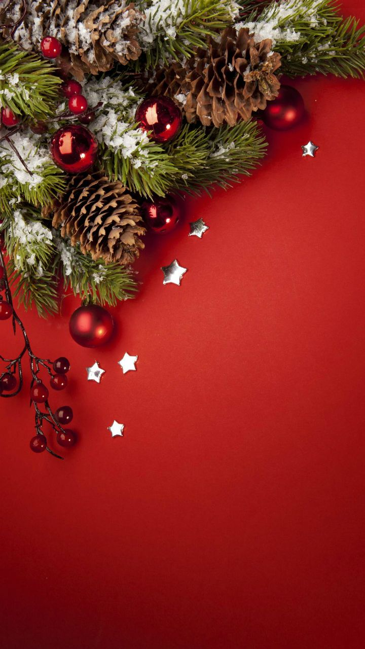 Download 720x1280 «New Year» Cell Phone Wallpaper. Category: Holidays
