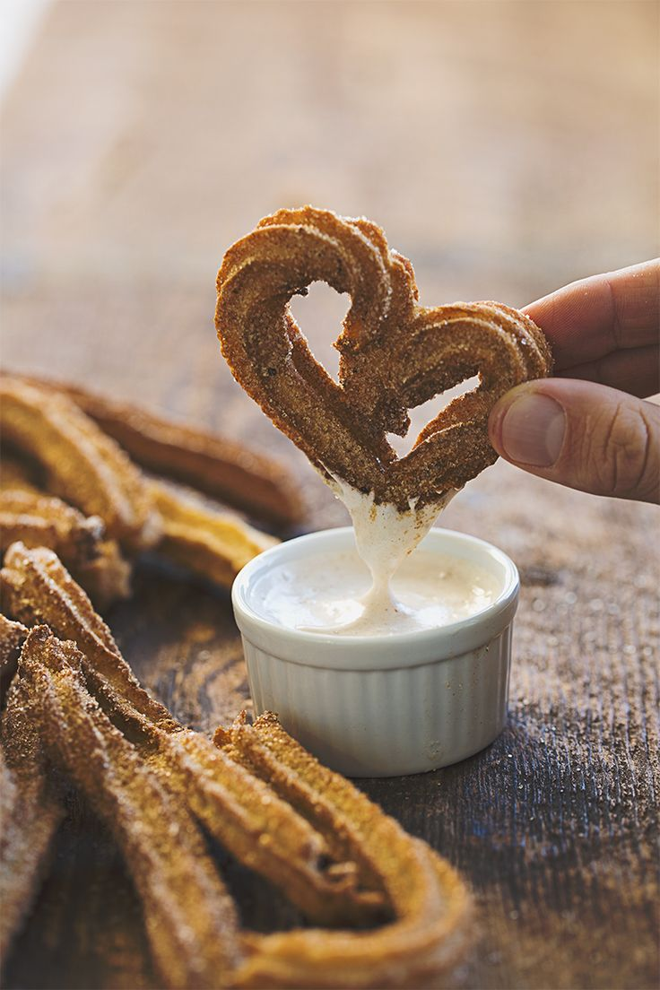 Nothing says Cinco de Mayo more than a hot batch of homemade churros. These just happen to be vegan, gluten-free and best enjoyed with a light and sweet cinnamon aquafaba frosting!