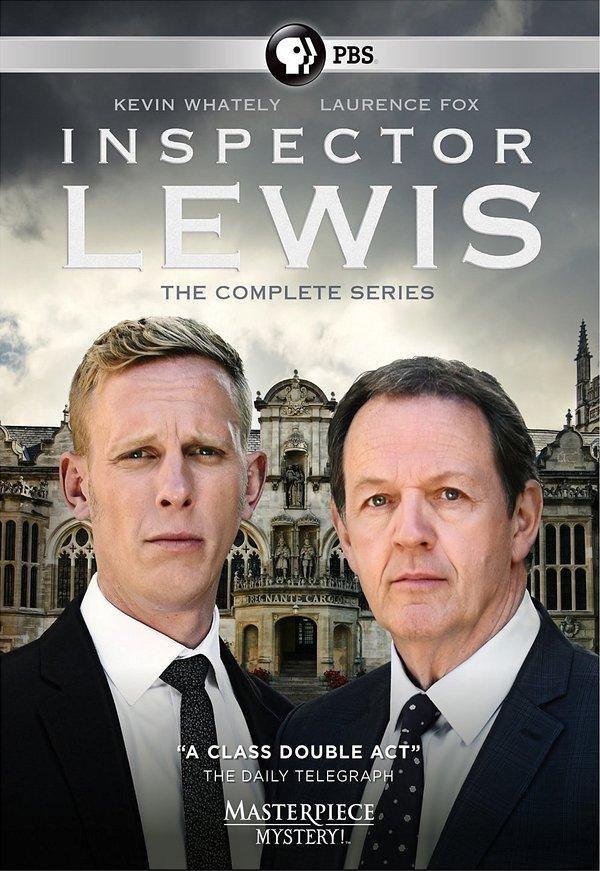 Inspector Lewis (TV Series 2006–2015)