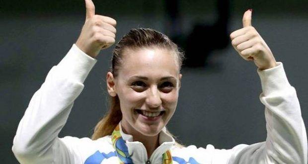 Χρυσό μετάλλιο για την Άννα Κορακάκη και στο Παγκόσμιο Κύπελλο