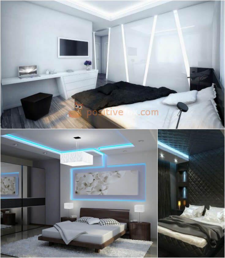 Smart Home High Tech Interior Bedroom Design Diy Interior Design School
