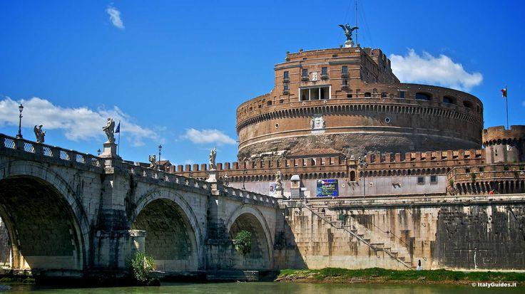 Castel Sant Rome italy, Rome, Italy