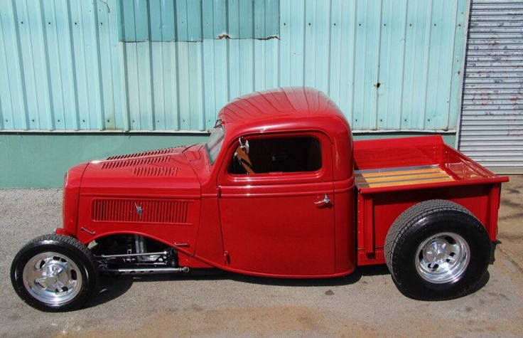 1937 ford pickup fender less hot rod sweet hot rod pickups pinterest ford and plymouth. Black Bedroom Furniture Sets. Home Design Ideas