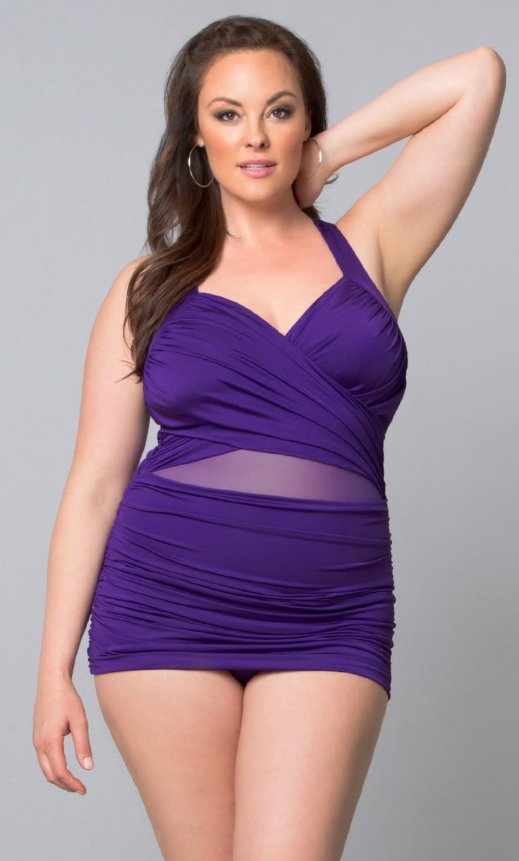 31 best images about Plus Size Swimsuits on Pinterest ...