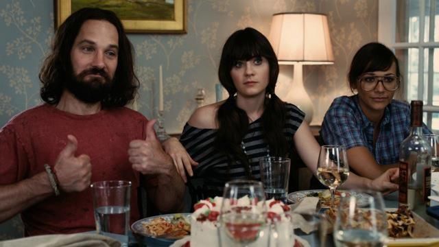 Schräge Komödie mit Paul Rudd und Zooey Deschanel ab 17. Mai 2012 im Kino. Inf… – PURE Online