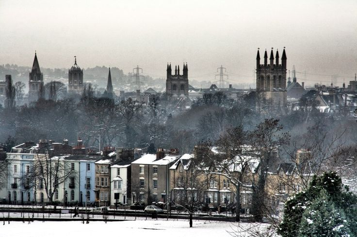 So there's nowhere better to spend Christmas. | 43 Reasons Living In Oxford Ruins You For Life
