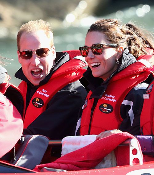 Wills and Kate's sweetest moments