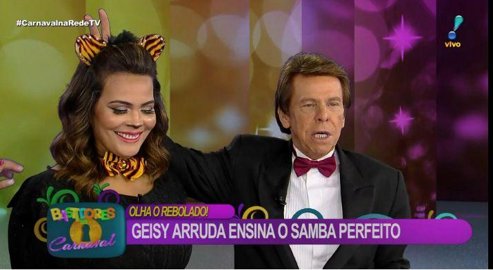 """""""Bastidores do Carnaval"""" se renova com mais humor e menos bunda"""
